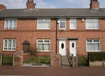 Thumbnail 3 bed property for sale in Cleadon Street, Byker, Newcastle Upon Tyne