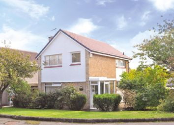 Thumbnail 3 bed detached house for sale in Antonine Road, Bearsden, East Dunbartonshire