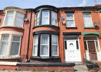 Thumbnail 3 bed terraced house for sale in Gorseburn Road, Tuebrook, Liverpool