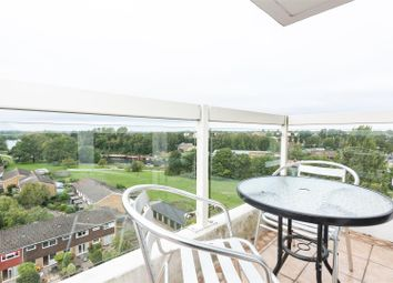 Thumbnail 3 bed flat for sale in Victoria Avenue, West Molesey