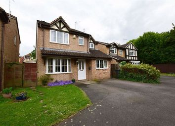 Thumbnail 4 bed detached house for sale in Wigmore Close, Abbeymead, Gloucester, Gloucester