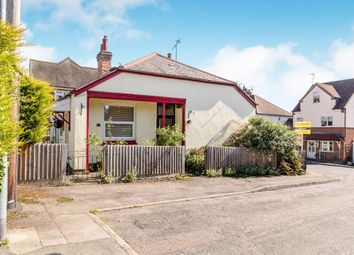 2 bed detached bungalow for sale in Prospect Road, Kibworth, Leicester LE8