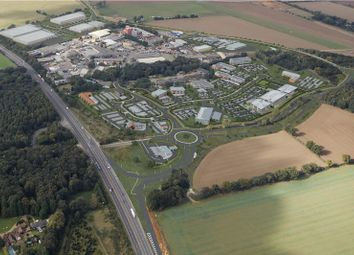 Thumbnail Light industrial for sale in Suffolk Business Park, General Castle Way, Bury St. Edmunds