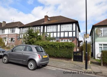 Thumbnail 2 bed flat for sale in Goring Way, Westridge Area, Greenford, Middlesex