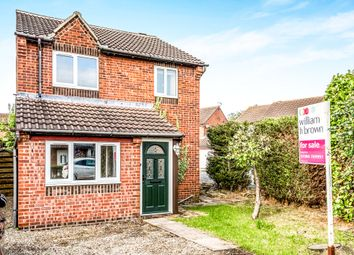 Thumbnail 3 bed detached house for sale in Riverside Walk, Strensall, York