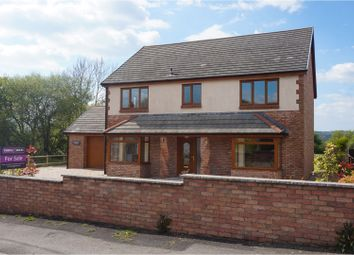 Thumbnail 4 bedroom detached house for sale in Carway, Kidwelly