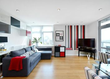 Thumbnail 3 bed flat to rent in Ross Way, London
