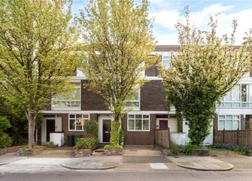 Thumbnail 4 bedroom terraced house to rent in Loudoun Road, London