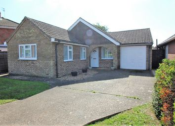 Thumbnail 4 bed detached bungalow for sale in Sherwood Drive, Great Clacton, Clacton On Sea