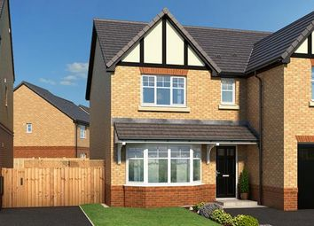 "Thumbnail 4 bed property for sale in ""The Patrington At Cottonfields"" at Gibfield Park Avenue, Atherton, Manchester"