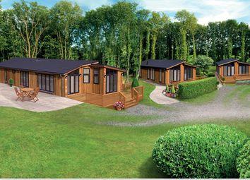 Thumbnail 2 bed lodge for sale in Milton Park Lodges (Ref 5327), Marton Road, Gargrave, Skipton, North Yorkshire