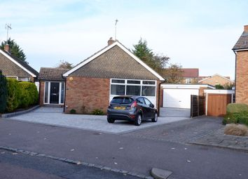 Thumbnail 3 bed bungalow to rent in Miletree Crescent, Dunstable