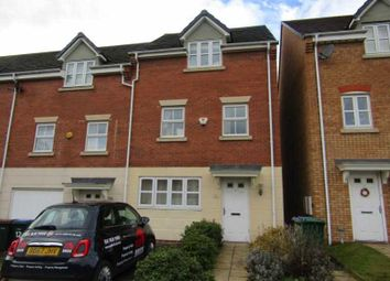 Thumbnail 4 bed terraced house for sale in Blanchfort Close, Coventry