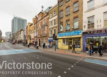 Thumbnail 2 bed flat to rent in Whitechapel High Street, Aldgate East, London