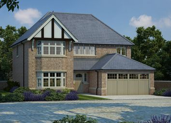 Thumbnail 4 bed detached house for sale in The Rectory At Southbank, St Andrew's Walk, Newton Kyme, North Yorkshire