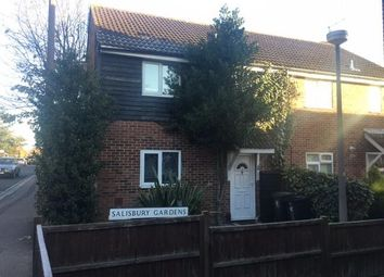Thumbnail 1 bed flat to rent in Salisbury Gardens, Buckhurst Hill