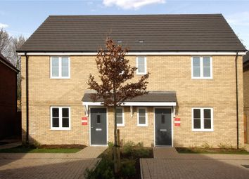 Thumbnail 2 bed semi-detached house for sale in Station Road, Foxton, Cambridgeshire