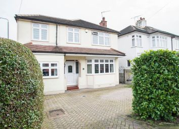 Thumbnail 5 bed detached house for sale in Athelstan Road, Harold Wood, Romford
