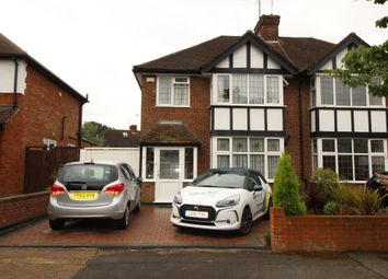 Thumbnail 3 bed semi-detached house to rent in Selwyn Crescent, Hatfield, Hertfordshire, Herts