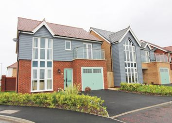 Thumbnail 4 bed detached house to rent in Cardinal Close, Fleetwood