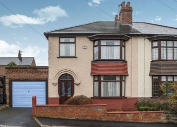 Thumbnail 4 bed semi-detached house for sale in Rock Hill Road, Woolton, Liverpool