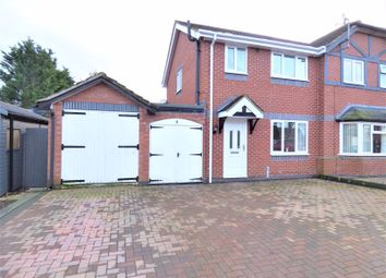 Thumbnail 3 bed semi-detached house for sale in Pheasant Close, Prees, Whitchurch