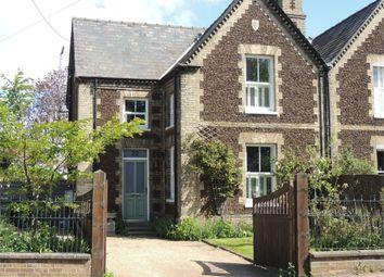 Thumbnail 3 bed semi-detached house for sale in Railway Road, Downham Market