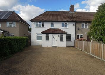 Thumbnail Semi-detached house for sale in Meadfield Road, Langley, Slough