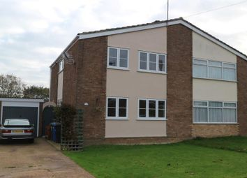 Thumbnail 4 bedroom semi-detached house for sale in 32 Lloyds Avenue, Kessingland, Suffolk