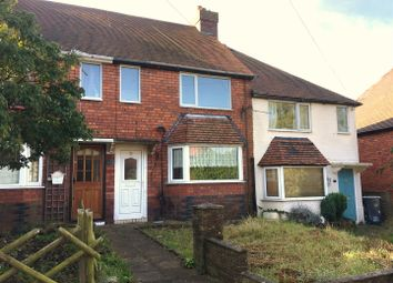 Thumbnail 3 bed terraced house for sale in Frederick Road, Gun Hill, Coventry