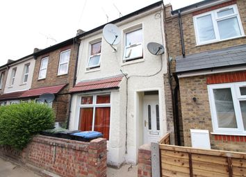 Thumbnail 2 bed terraced house to rent in Bath Road, Edmonton, London