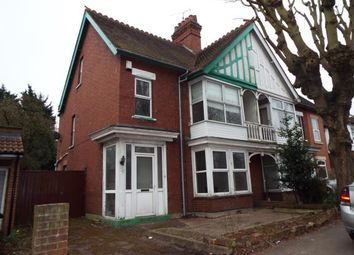 Thumbnail 4 bedroom semi-detached house for sale in Limbury Road, Luton, Bedfordshire