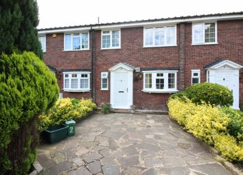 Thumbnail 3 bed terraced house to rent in Squirrels Green, Worcester Park
