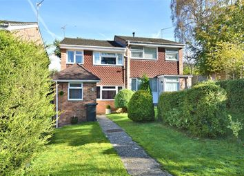 Thumbnail 3 bed semi-detached house for sale in Pine Ridge Road, Burghfield Common, Reading