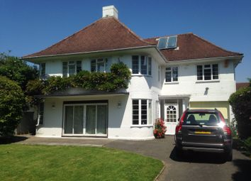 Thumbnail 4 bed detached house to rent in The Drive, Craigweil, Bognor Regis