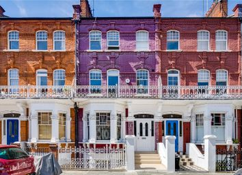 Thumbnail 4 bed terraced house for sale in Stonor Road, London