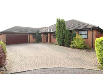 Thumbnail 3 bed detached bungalow for sale in St Stevens Close, Mount Pleasant, Tyne And Wear