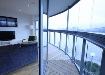 Thumbnail 3 bed flat to rent in Admirals Tower, 8 Dowells Street, New Capital Quay, Greenwich, London