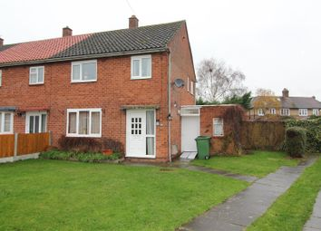 Thumbnail 3 bed end terrace house for sale in Aynesworth Green, Shrewsbury