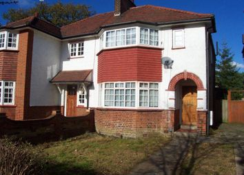 Thumbnail 3 bed property to rent in Mayfield Avenue, London