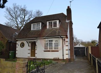 Thumbnail 2 bed bungalow to rent in Selborne Avenue, Southampton