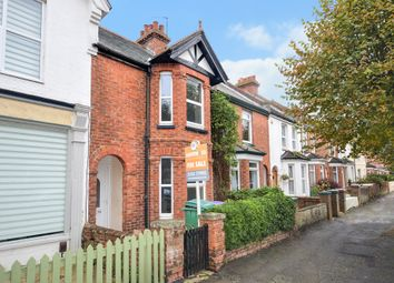 Thumbnail 2 bed semi-detached house for sale in Royal Military Avenue, Cheriton, Folkestone