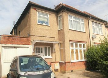 Thumbnail 2 bed flat to rent in Surrey Road, Harrow, Middlesex