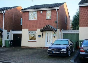 Thumbnail 3 bed detached house for sale in Coach Road, Codnor Park, Ironville, Nottingham, Derbyshire