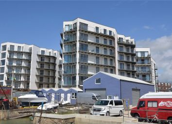 Thumbnail 2 bed flat for sale in Mariner Point, Brighton Road, Shoreham By Sea, West Sussex