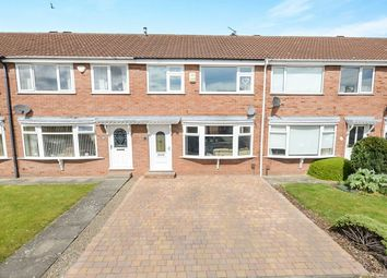 Thumbnail 3 bed terraced house for sale in The Gallops, York