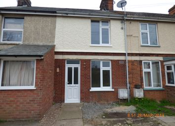 Thumbnail 3 bedroom terraced house to rent in Shelton Place, St. Georges Road, Beccles