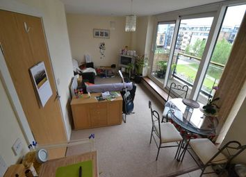 Thumbnail 1 bedroom flat to rent in Prospect Place, Caldey Island, Cardiff Bay, Cardiff