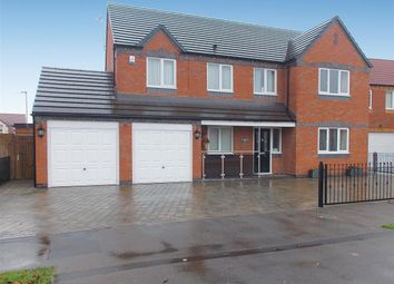 Thumbnail 5 bedroom detached house for sale in Pennyfields Boulevard, Long Eaton, Nottingham