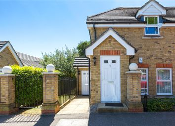 Thumbnail 2 bed maisonette for sale in Collins Court, Lower Park Road, Loughton, Essex